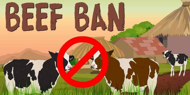 Beef Ban in India and it's Socio-cultural effects.
