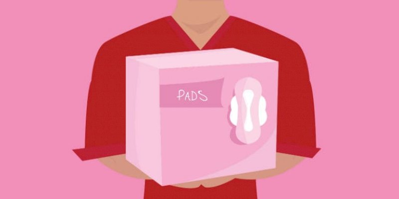 Conventional sanitary napkins : boon or a bane?